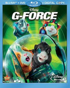 G Force - (Region A Import Blu-ray Disc)