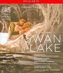 Tchaikovsky / Nunez / Soares / Mcgorian / Saunders - Swan Lake (Blu-Ray)