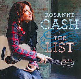 Cash, Rosanne - List (CD)