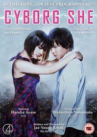Cyborg She - (Import DVD)