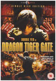 Dragon Tiger Gate - (Import DVD)