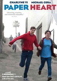 Paper Heart - (Region 1 Import DVD)