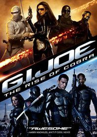 Gi Joe:Rise of Cobra - (Region 1 Import DVD)
