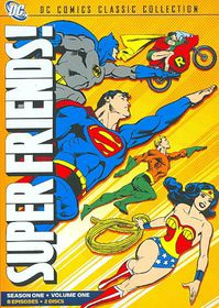 Superfriends:S1v1 - (Region 1 Import DVD)