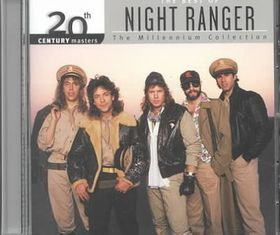 Night Ranger - Millennium Collection - Best Of Night Ranger (CD)