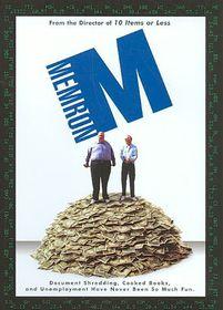 Memron - (Region 1 Import DVD)