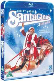 Santa Claus: The Movie - (Import Blu-ray Disc)