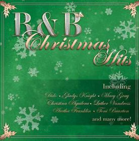 R&B Christmas Hits - Various Artists (CD)