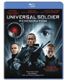 Universal Soldier 3 - Regeneration (Region A Import Blu-ray Disc)