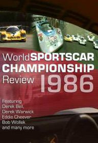 World Sportscar Championship Review: 1986 - (Import DVD)