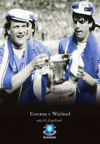 FA Cup Final: 1984 - Everton Vs Watford - (Import DVD)