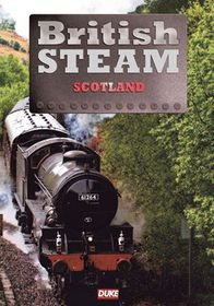 British Steam in Scotland - (Import DVD)