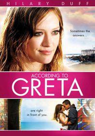According to Greta - (Region 1 Import DVD)