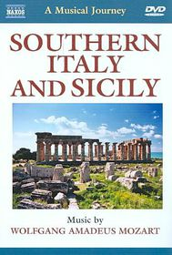 Musical Journey: Southern Italy/sicily - A Musical Journey - Southern Italy & Sicily (DVD)