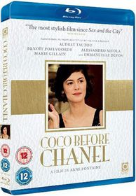 Coco Before Chanel - (Import Blu-ray Disc)