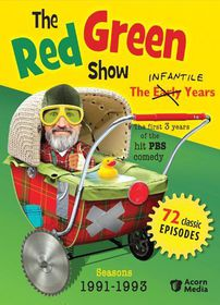 Red Green Show:Infantile Years - (Region 1 Import DVD)