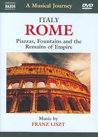 Musical Journey: Rome Piazzas & Fountain - A Musical Journey - Rome - Piazzas And Fountains (DVD)