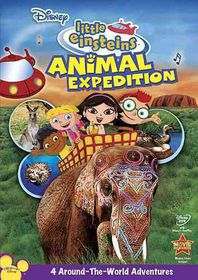 Little Einsteins:Animal Expedition - (Region 1 Import DVD)
