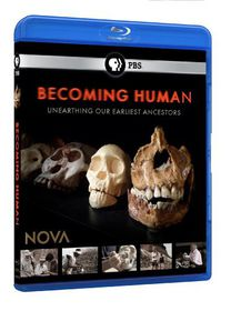 Becoming Human - (Region A Import Blu-ray Disc)