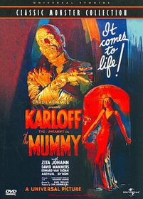 Mummy - (Region 1 Import DVD)