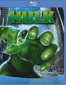 Hulk - (Region A Import Blu-ray Disc)