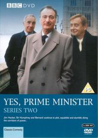 Yes Prime Minister : The Complete Series 2 - (DVD)