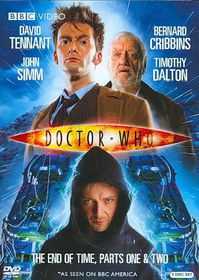 Doctor Who:End of Time P1&2 - (Region 1 Import DVD)