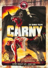 Carny - (Region 1 Import DVD)