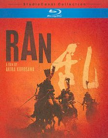 Ran - (Region A Import Blu-ray Disc)