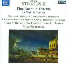 Strauss: Eine Nacht In Venedig - Eine Nacht In Venedig (CD)