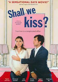 Shall We Kiss - (Region 1 Import DVD)