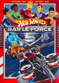 Hot Wheels Battle Force 5:S1v1 - (Region 1 Import DVD)