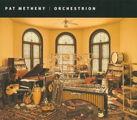 Metheny, Pat - Orchestrion (CD)