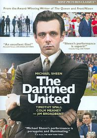 Damned United - (Region 1 Import DVD)