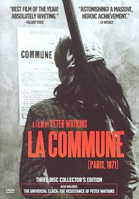 La Commune (Paris 1871) - (Region 1 Import DVD)