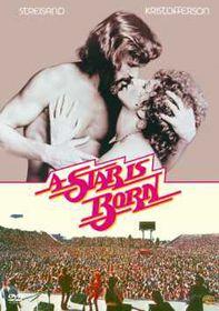 A Star Is Born (1976)(DVD)