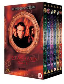 Stargate SG-1: Season 4 (Import DVD)