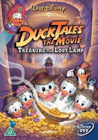 Ducktales-The Lost Lamp - (Import DVD)