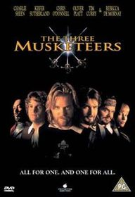 The Three Musketeers (1994) - (Import DVD)
