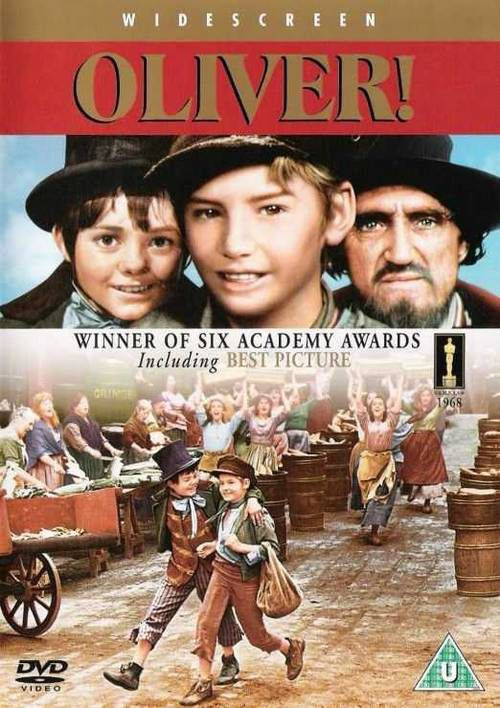 Oliver 1968 Dvd Buy Online In South Africa