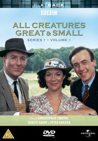All Creatures Great and Small - Series 1 Part 1 - (Import DVD)