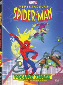 Spectacular Spider-man Volume 3 (DVD)