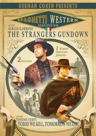 Stranger's Gundown/Today We Kill Tomo - (Region 1 Import DVD)