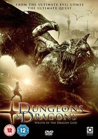 Dungeons And Dragons - Wrath Of The Dragon God - (Import DVD)