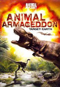 Animal Armageddon:Target Earth - (Region 1 Import DVD)