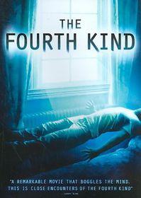Fourth Kind - (Region 1 Import DVD)
