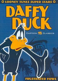 Looney Tunes Daffy Duck Frustrated Fo - (Region 1 Import DVD)