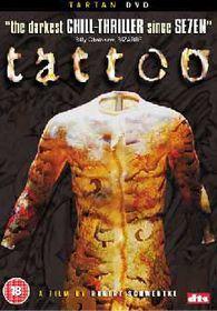 Tattoo (Tartan) - (Import DVD)