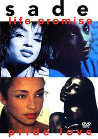 Sade-Life,Promise,Pride,Love - (Import DVD)