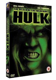The Death of the Incredible Hulk - (Import DVD)